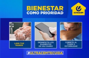 Ultracem te protege FÁBRICA DE CEMENTOS ULTRACEM COLOMBIA